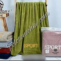 Полотенце сауна микрофибра Sport