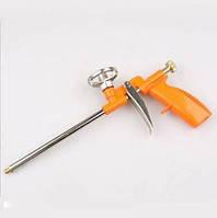 Пістолет для монтажної піни нержавіючий стовбур нержавіюча голка // PROSeries 3301