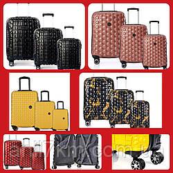 Комплект турецьких валіз БІЗНЕС КЛАСУ фірми CCS
