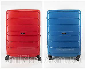 Комплект валіз Поліпропілен