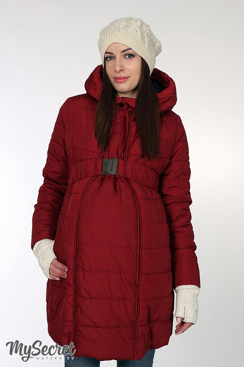 66f6b8746e2d885 Очень теплая зимняя куртка для беременных