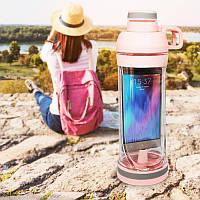 Термос бутылка с разделом для телефона 5S 0.37l(TopTrends)