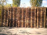 Поддоны деревянные вторичные в ассортименте