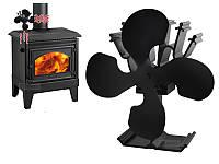 Вентилятор механический для улучшения распределения тепла