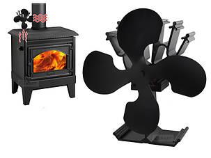 Вентилятор механический для улучшения распределения тепла, фото 2