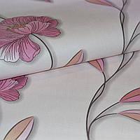 Шпалери паперові Ексклюзив рожевий 0,53 х 10,05 м (031 - 04), фото 1