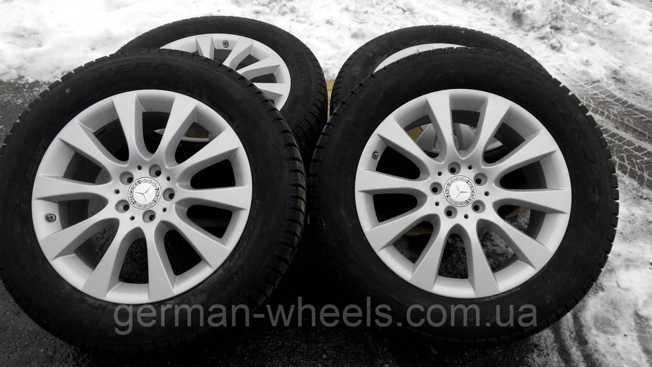 "Колеса 18"" Mercedes-Benz ML-Klass W166"