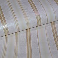 Обои бумажные Славянские обои B27,4 Ария 2 бежевый 0,53 х 10,05м (6535 - 01), фото 1