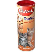 Вітаміни для кішок Сана (SANAL) Topmix, 240 г/400 шт.