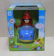 Машина Angry Birds металл-пластик в коробке