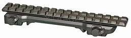 5072-50041 Быстросъемный кронштейн - единое основание МАК с верхним основанием Weaver для установки на CZ-527
