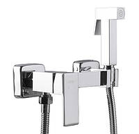 Змішувач гігієнічний Globus Lux GLN-5-106MIX, фото 1