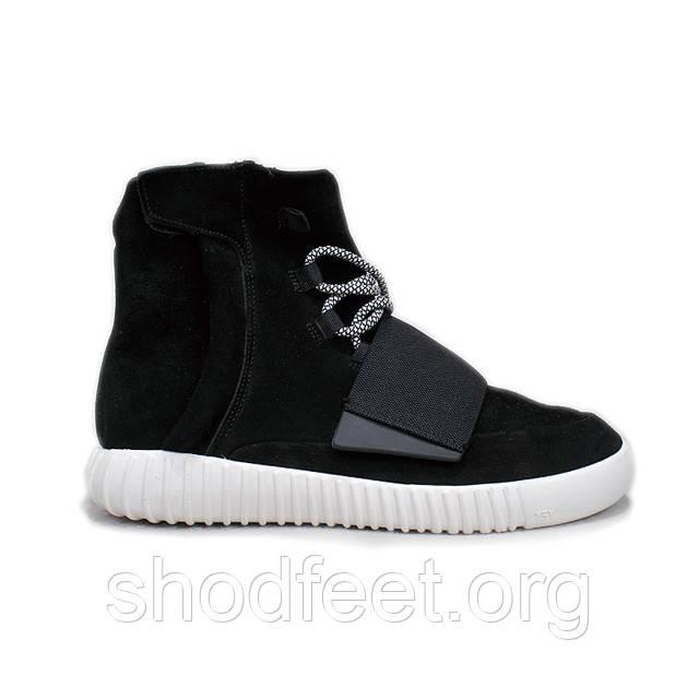 ADIDAS YEEZY 750 BOOST X KANYE WEST BLACK/WHITE