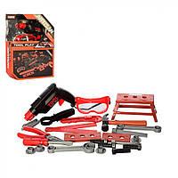 Іграшкові інструменти KY1068-111F Дриль з набором інструментів (Набір D)