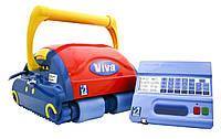Робот пылесос Aquabot Viva для частных бассейнов от компании AquaTron (США-Израиль) VIVA