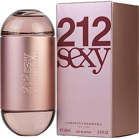 Жіноча парфумована вода Carolina Herrera 212 Sexy 100 мл (Euro A-Plus)