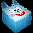 Ящик-пуфик для іграшок. Зоопарк, фото 5