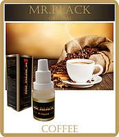 Жидкость для электронных сигарет Mr.Black Кофе-Капучино 18 мг/мл (High) - 15 мл, фото 1