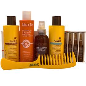 Набір для відновлення здоров'я волосся Вівасан Швейцарія + дисконтна карта на 23%+подарунок.