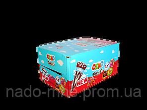 Вафельный рожок Ozmo Cornet Milky New, 25 г (24 шт у коробке)