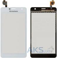 Сенсор (тачскрин) для Lenovo K860 White