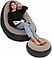 Надувная кровать, надувное кресло батут для отдыха для дома, фото 2