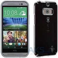 Чехол Speck CandyShell case HTC One M8 Black/Slate Grey (SP-SPK-A2755-S)