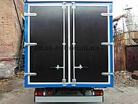 Изготовление и установка дверей для фургонов