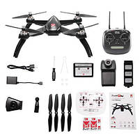 Квадрокоптер MJX Bugs B5W GPS 1080P WiFi FPV Чорний, фото 6