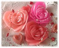 """Мыло """"Сердце Роз"""""""