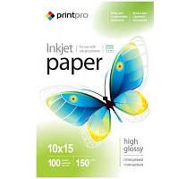 Бумага PrintPro 10x15 (PGE1501004R)