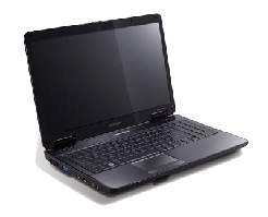 БО Ноутбук Acer eMachines E725 15.6 T4300 4 RAM HDD 320