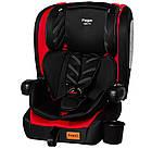 Автокрісло дитяче від 9 місяців до 12 років (9-36 кг), з знімною оббивкою і підсклянником, Tilly Pegas T-533 Red, фото 2