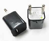Сетевое зарядное устройство USB 1000mAh Кубик