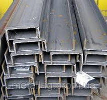 Швеллер стальной гнутый 50х40х3 мм сталь 3СП / 09Г2С