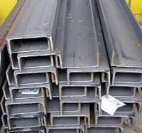 Швеллер стальной гнутый 120х80х4,0 ст. 3 сп