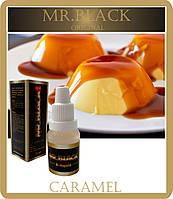 Жидкость для электронных сигарет Mr.Black Карамель 12 мг/мл (Med) - 15 мл, фото 1