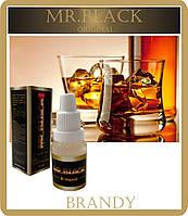 Жидкость для электронных сигарет Mr.Black Бренди 6 мг/мл (Low) - 15 мл, фото 1