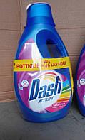 Жидкий стиральный порошок Dash 23 из Италии