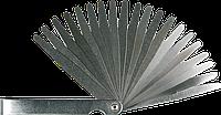 Щупы измерительные 0.05-1 мм, 20 пластин  TOPEX