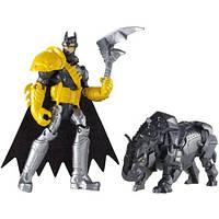Набор игрушек Бэтмен и Носорог