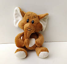 М'яка іграшка-Слоник Малюк Пузи довжина 30см. pro
