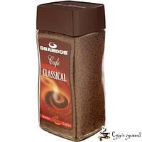 Растворимый кофе GRANDOS «Classical» 100г