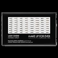 """Поштучные ресницы """"LASH SHOW N-601"""" Make Up For Ever"""
