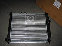 Радиатор охлаждения (TP.15.61.636) CHEVROLET AVEO (пр-во TEMPEST)