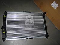 Радиатор охлаждения (TP.15.61.637) CHEVROLET AVEO (пр-во TEMPEST)