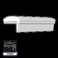 12.0002 Парапет из пенополистирола (с армирующим покрытием)