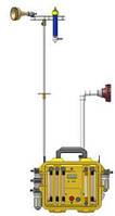 Электроаспиратор з вбудованим акумулятором ASA-4 (3-3-3-50/10)