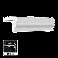 12.0003 Парапет из пенополистирола (с армирующим покрытием)