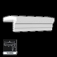 12.0004 Парапет из пенополистирола (с армирующим покрытием)